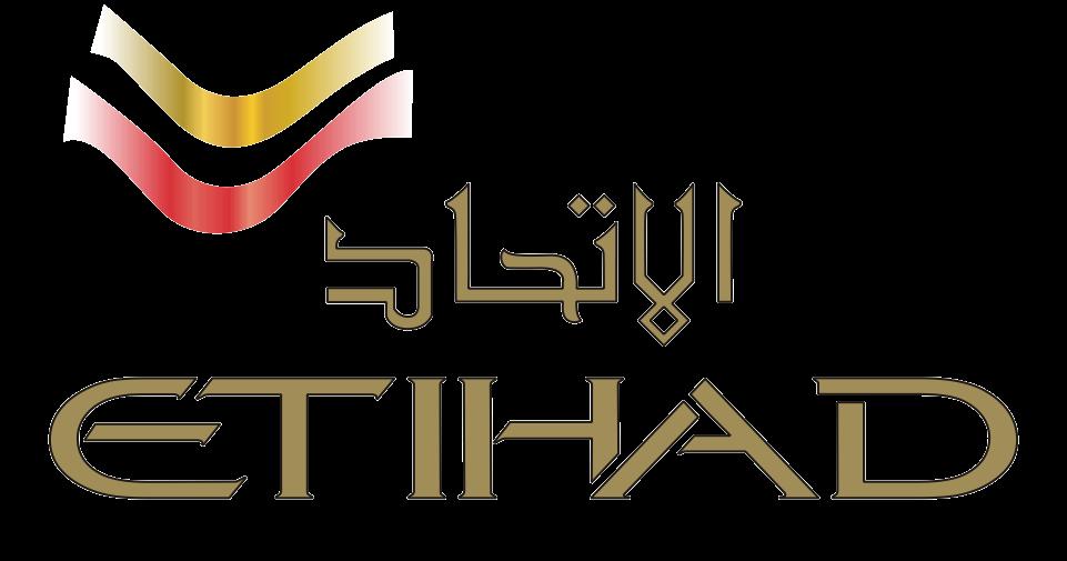 Logo Etihad Airways Vector  Etihad Airlines Logo