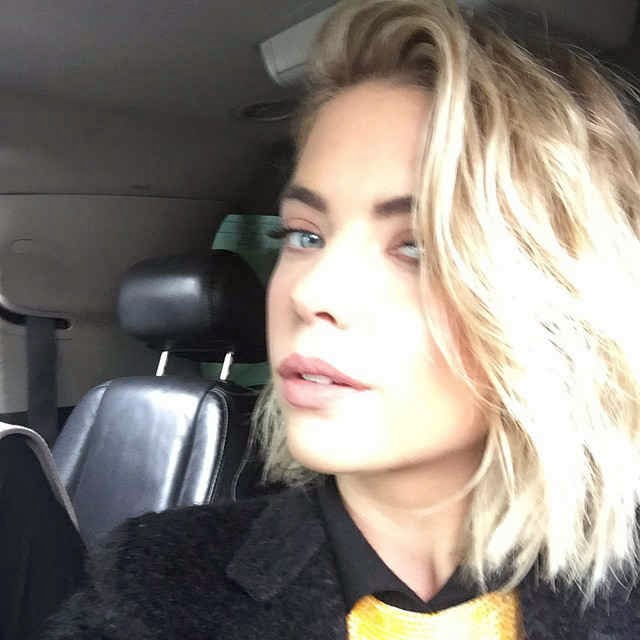 Ashley Benson Heading to Radio Disney Music Awards 2015