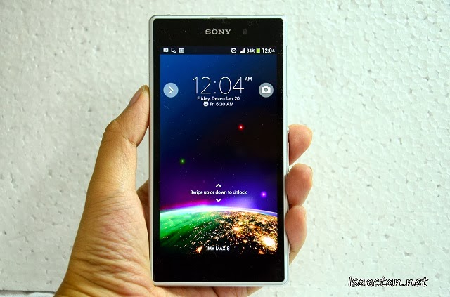 Sony Xperia Review Part 2: First Looks