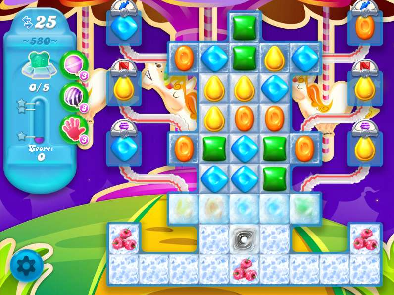 Candy Crush Soda 580