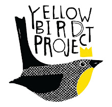 JOIN THE STREET TEAM / SUPPORT YELLOW BIRD PROJECT TSHIRTS + CHARITY TO THE TUNE OF INDIE ROCK
