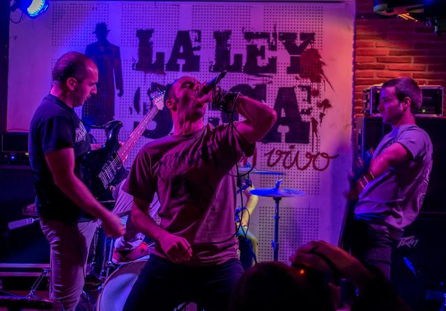 Concierto Titadine + Hymura - Ley Seca Zaragoza