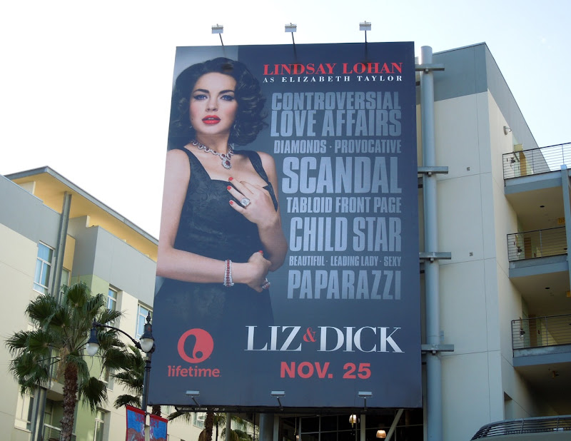 Liz Dick Lifetime billboard