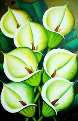 cuadros-con-flores-de-cartuchos