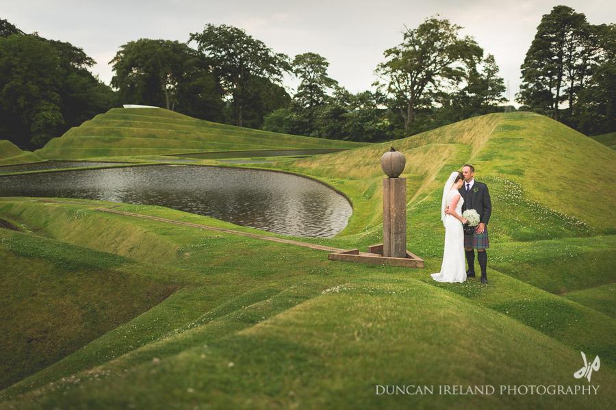 Jupiter Artland Wedding Photographer