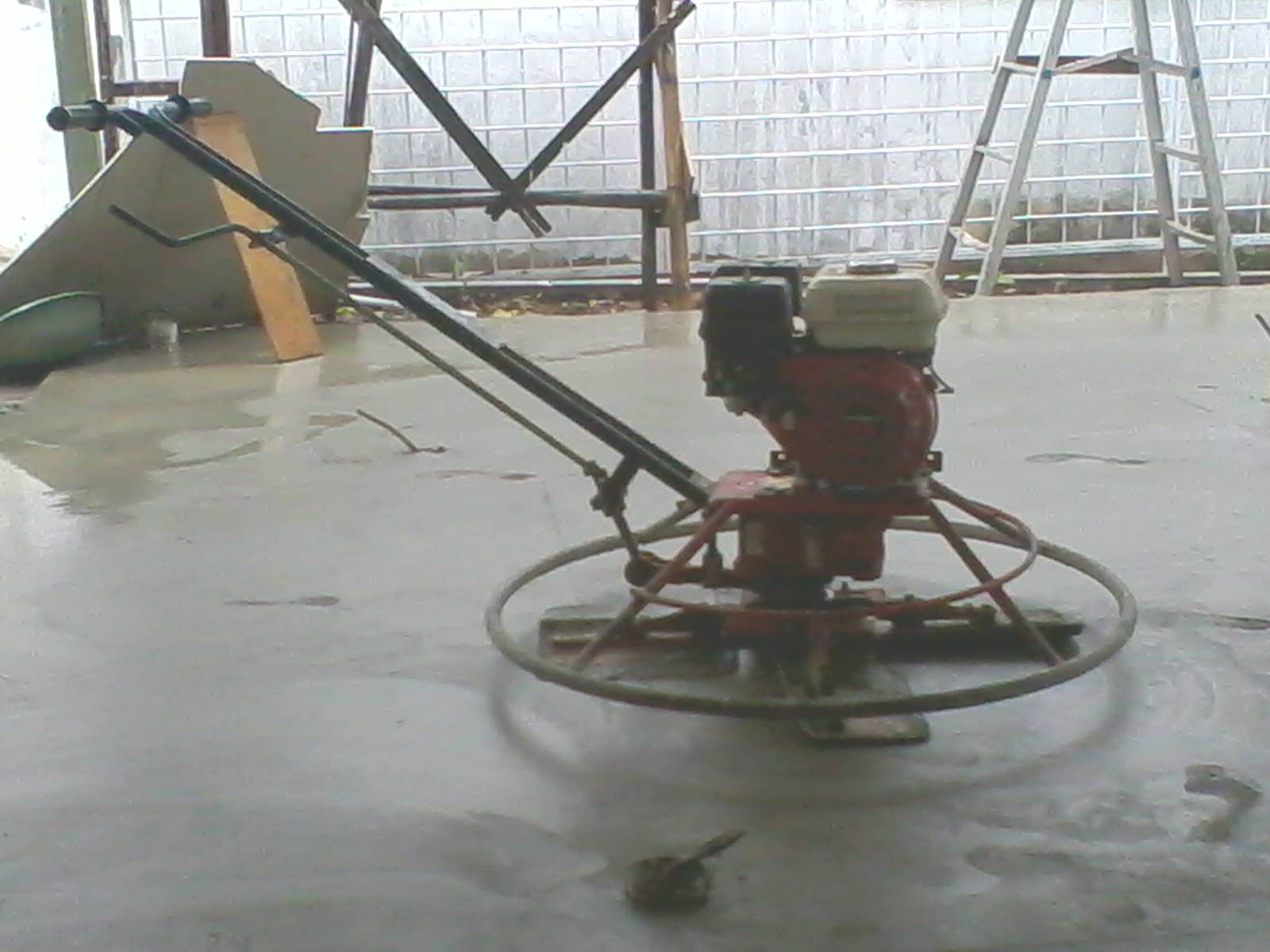 jasa trowel floor hardener lantai