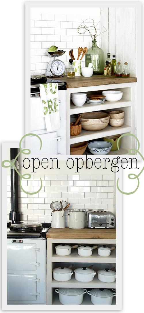 Keuken Planken Inrichten : Ben jij een type voor planken in de keuken? villa d'Esta interieur