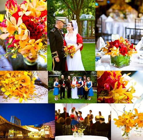 weddingspies summer wedding color schemes summer