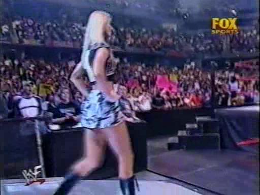 Stacy Keibler 2001