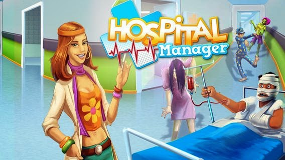 Hospital Manager PC Full Español