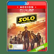 Han Solo: Una historia de Star Wars (2018) 3D SBS 1080p Audio Dual Latino-Ingles