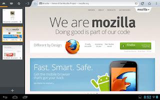 Firefox Android Apk terbaru