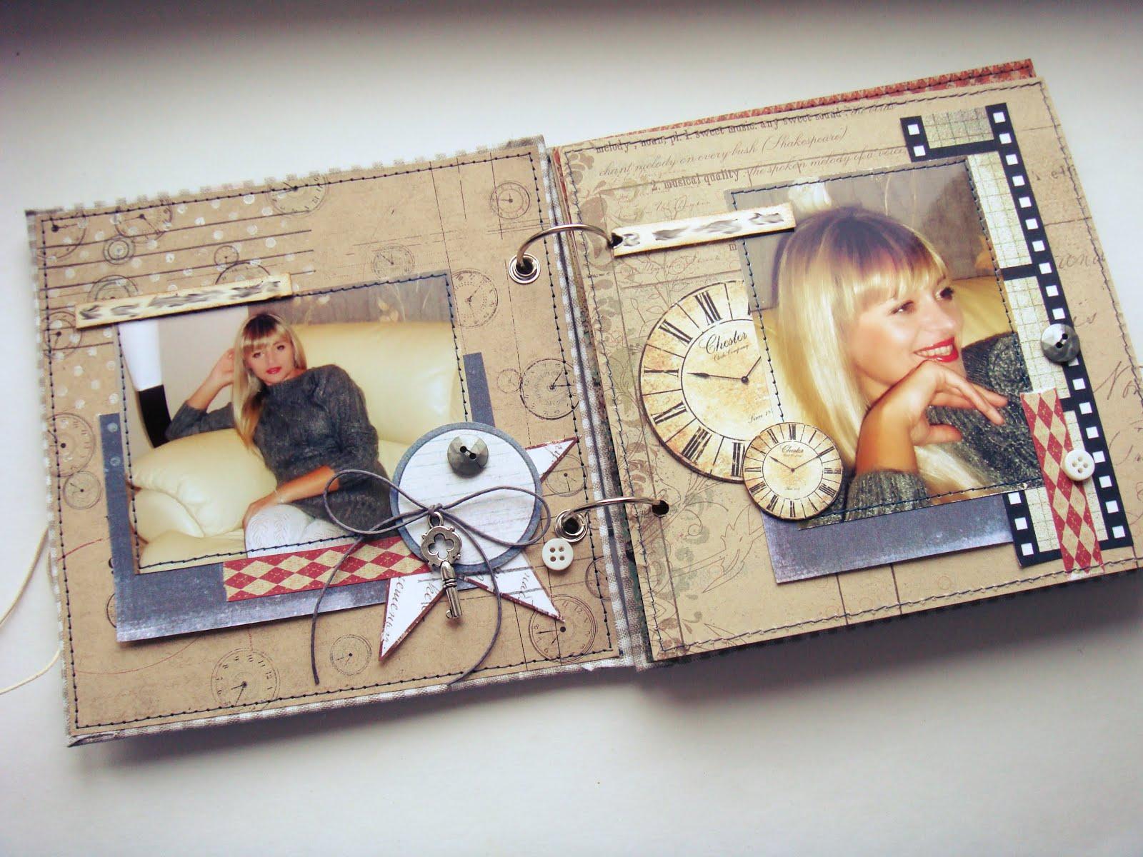 Альбомы своими руками 2012