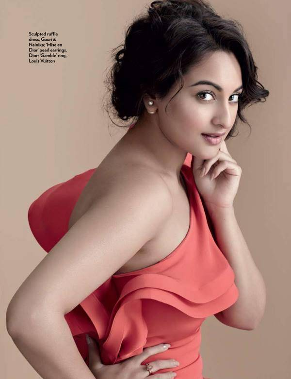 Sonakshi Sinha Magazine Photoshoot