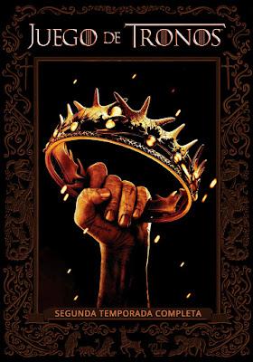 Game Of Thrones (TV Series) S02 DVD R1 NTSC Latino