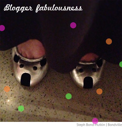 Marc Jacobs mouse shoes