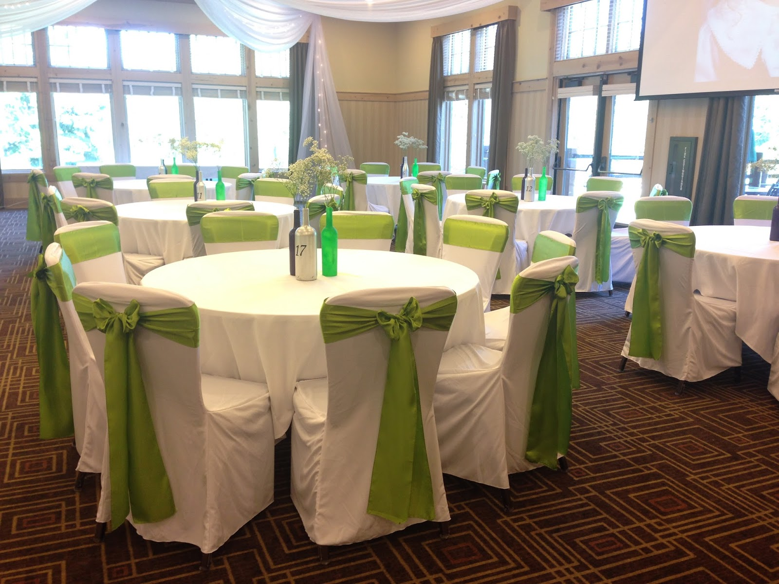 BELLA AMORE EVENTS BLOG A Wedding Reception at Bunker Hills Golf