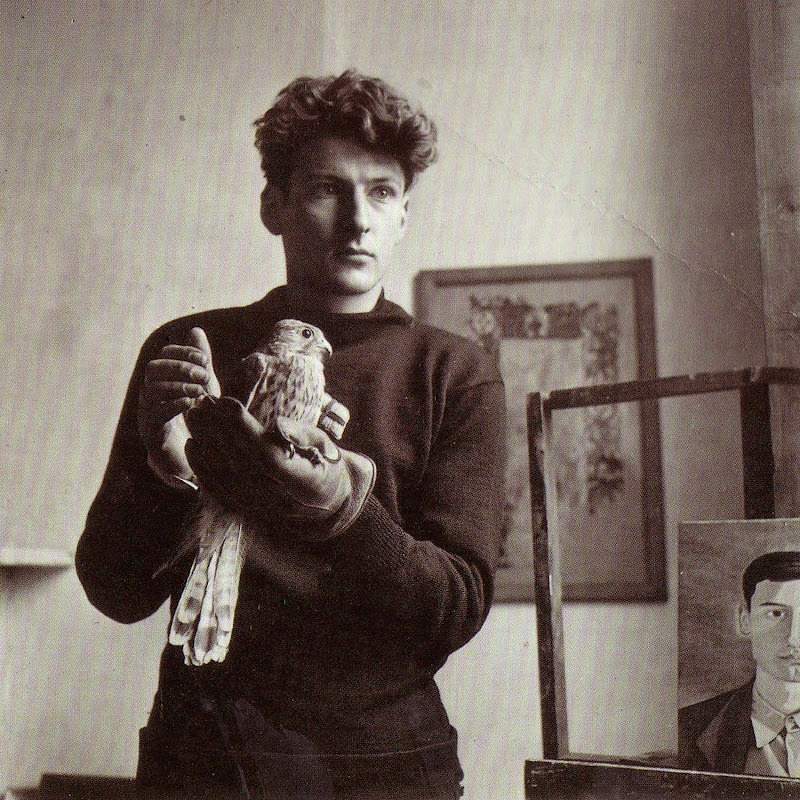 Biograf as lucian freud for Experimentos de sigmund freud