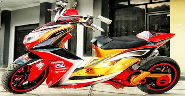 400+ Modifikasi Motor Yamaha Mio