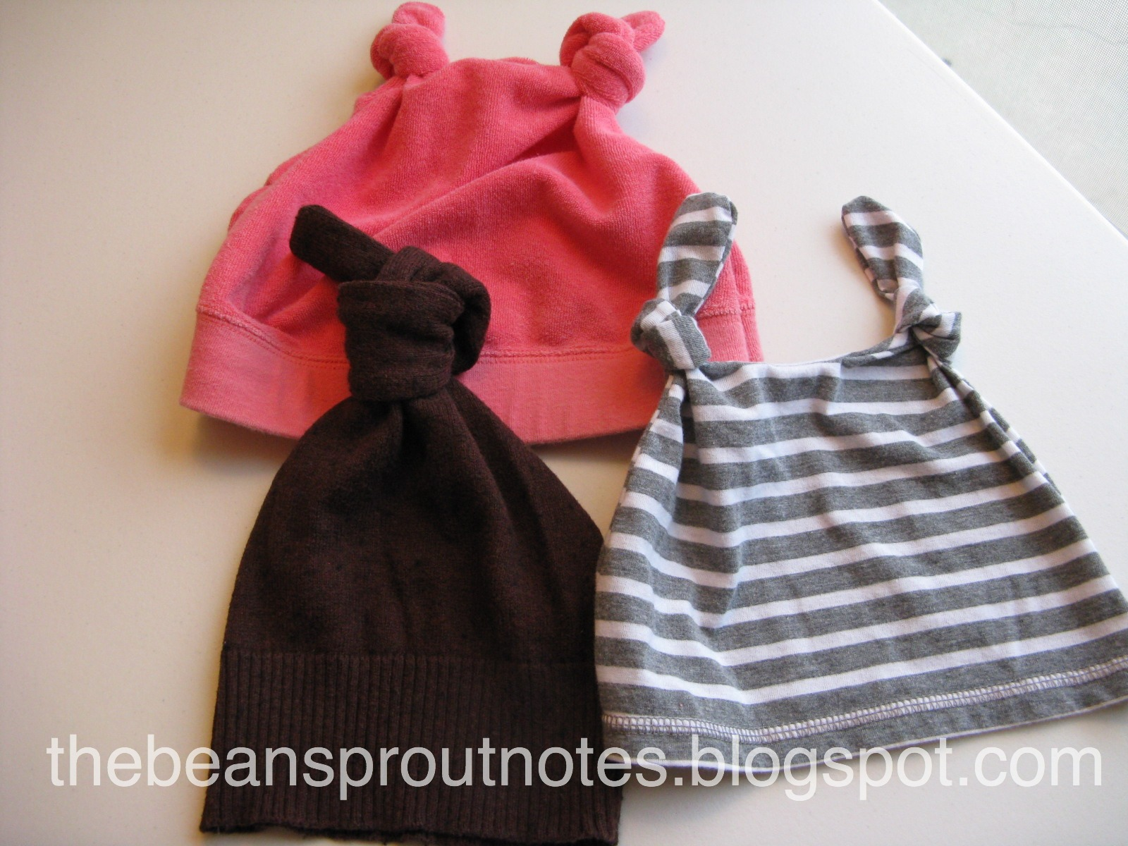 The bean sprout notes upcycling old shirts into baby Upcycling for beginners