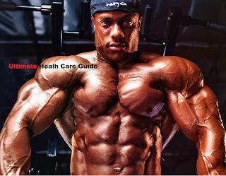 Phil Heath Body Builder
