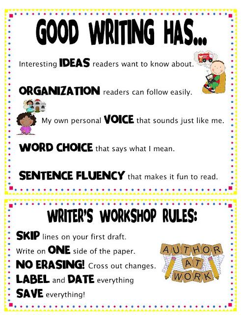 creative writing teaching ideas