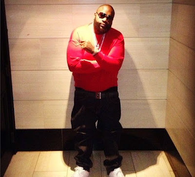Checkout Rick Ross lifting weights,loses over 100 pounds2