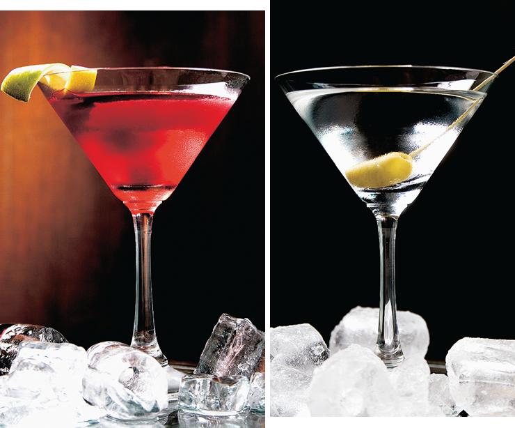 Receitas De Comidas E Drinks Dry Martini