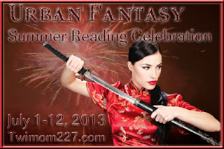 Urban Fantasy Summer Reading Celebration-ML Brennan