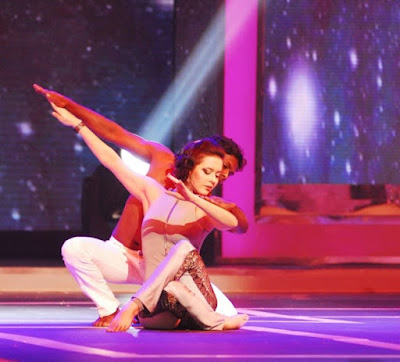 Miss India 2011 Gallery - Isha Sharwani Dance Show
