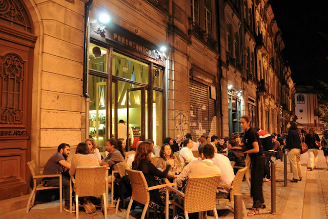 Bares em Porto