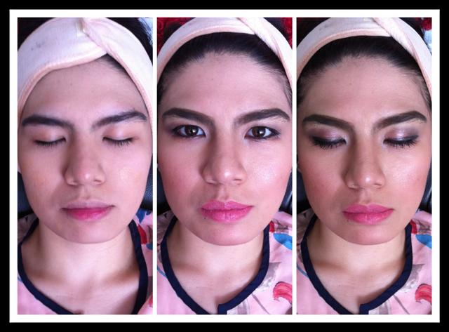 Trial makeup 31-01.8.2015