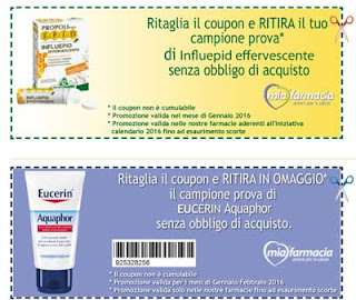 Eucerin Aquaphor propoli Influepid effervescente