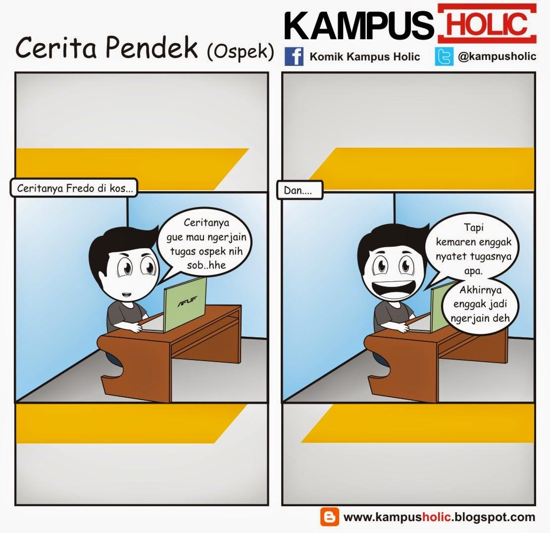 #613 Cerita Pendek (Ospek)