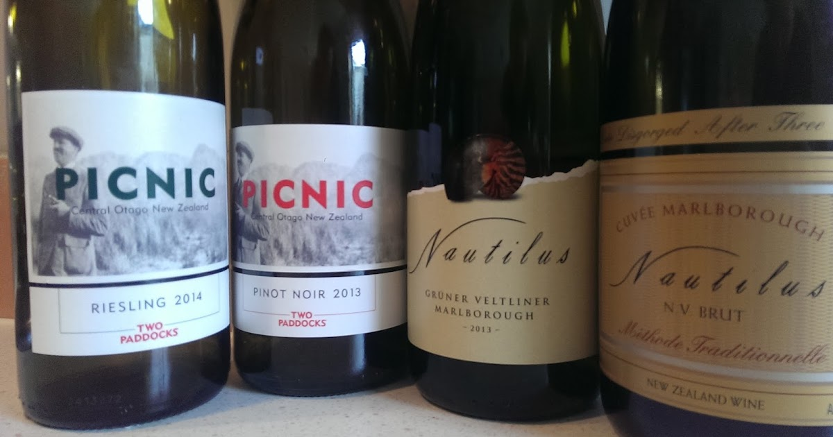 The Cambridge Wine Blogger Four New Zealand Wines From