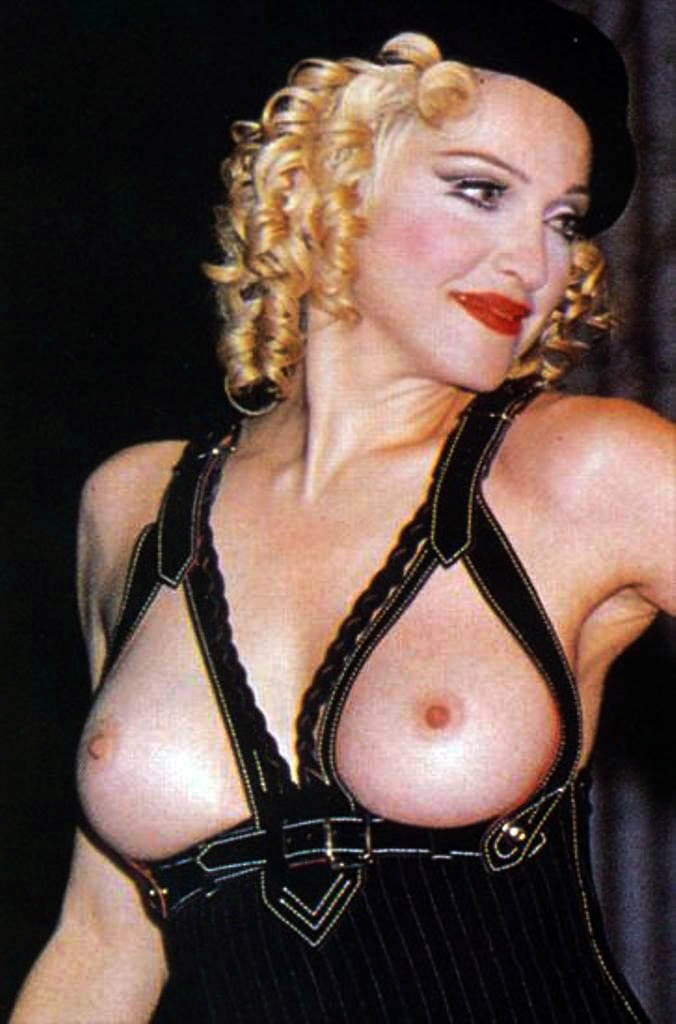 nude pictures of madonna