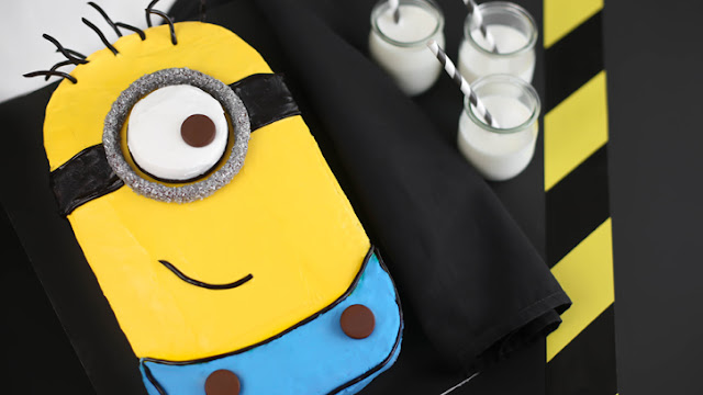 Best DIY Minion Cake You'll Ever Make