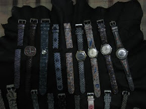"""THE ONLY"" Batik Juwana Leather Straps"