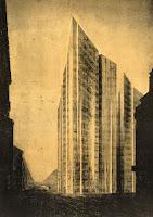 proyecto rascacielos-Mies Van der Rohe