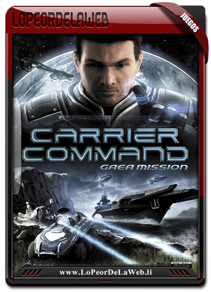 Carrier Command: Gaea Mission Multilenguaje ( Castellano )