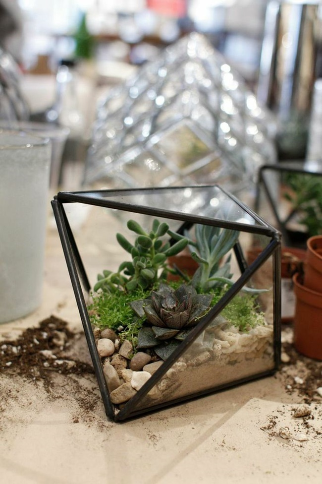 Bloggers Tour London - Going green with West Elm