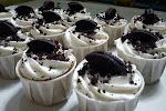 Oreo Cheese Cupcake