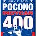 IndyCar returns to Pocono in 2013