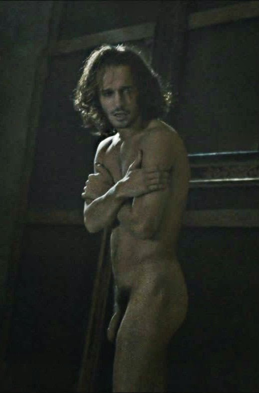 Vincent Perez full frontal