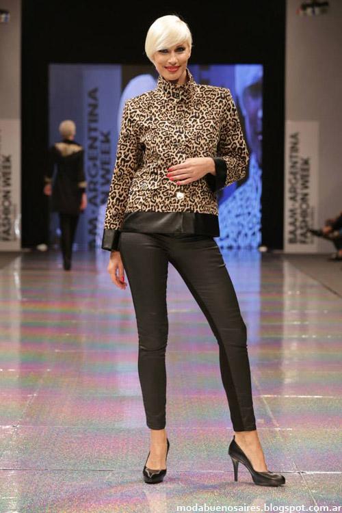 Adriana Costantini otoño invierno 2014 moda.