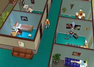 Sims 2 Gameplay