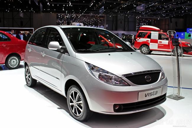 Geneva Motor Show 2013 Gallery: TATA