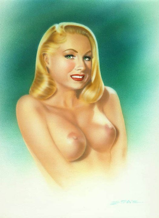free blondes with big breasts