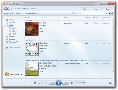 windows media player for win7
