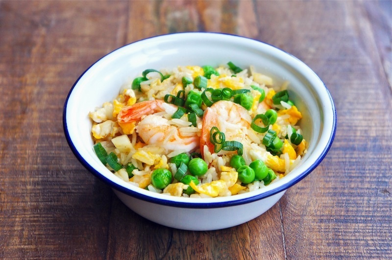 Seasaltwithfood yangzhou fried rice over the past months i have been teaching my daughter to cook simple chineses meals so far i have taught her how to whip up simple meals like fried rice ccuart Images